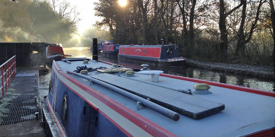 Narrow boat Canal Holidays