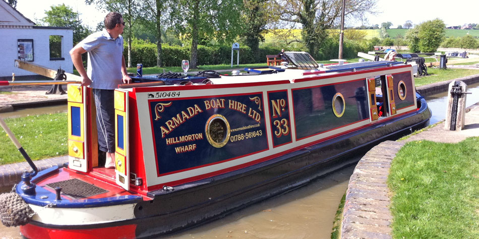 Armada Boat Hire Rugby